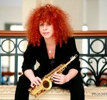 tinatandler-saxophonistin