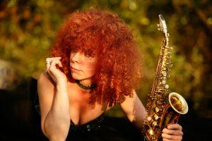 Tina Tandler-Saxophon